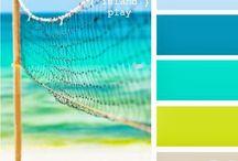 Summer Color Palettes