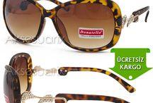 Donatello Bayan Güneş Gözlüğü Modelleri / Bayanlar bu yaz güneş gözlüklerinizle hem güneşten korunabilir hem de stiliniz ile  bir çok kişinin hayranlığını çekebilirsiniz.Daha fazla model için http://www.aksesuarix.com/bayan-gunes-gozlugu