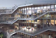Ramps/Stairs as buildings