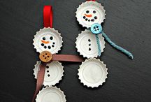 DIY Christmas gifts, decorations and ideas