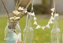 EVENT STYLING / Idea's for weddings/ picnics/ birthdays etc