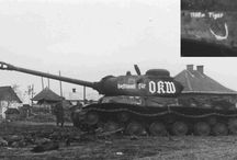 Nazi Captured Tank