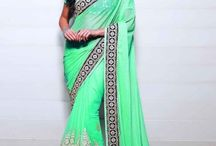 Bridal Sarees - www.vastrang.com / #Bridal #ethnic #sarees #wedding #Sarees #collection from the house of #VastrangSarees.