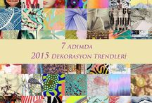 Decorating Trends of 2015