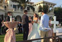 Villa La Joya at Playa Paraiso #wedding venue on #beach