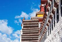 Turismo Tibet, el Palacio Pótala en la meseta del tibet