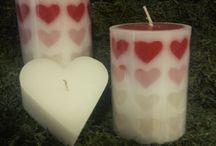 Natural mood enhancers / Passion rose scented candle bursts with color. Its a romantic mood enhancing candle. Good option as valentine day gift. More info here: http://www.strongestminds.com/product/the-love-collection-passion-rose-scented/