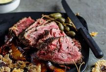 Beef / Recipes that use beef as the hero of the dish.