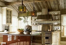 The Kitchen / No chaos, no creation. Evidence: the kitchen at mealtime. ~Mason Cooley