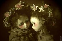 Crafty: Art Dolls, Sculptures & Dollhouses / Project inspirations & objects of my effigy envy. / by Molly O'Blivion