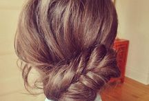 Pretty Up-do's