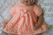 Pletení - děti, miminka....