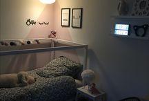 Silje's værelse