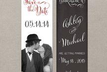 Wedding. Invitations. / Exemples