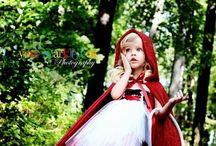 Красная Шапочка / Сказка  Новогодний костюм для девочки и немного иронии