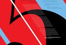 Posters - Typographic