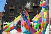 World of Urban Art : DASIC