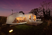 Under Canvas / Top of the range tents and classy canvas for happy glampers!