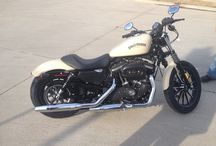 Motorcycles & Accessories / Harley Davidsons, helmets, and gear / by Kristopher Godby