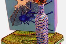 Decoración / Objetos de decoración -  Pueden adquirirlos contactandonos en Facebook  https://www.facebook.com/pages/Clarineta