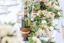Centerpieces, Table Settings and More
