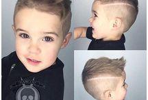 Harrison hair