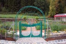 Garden Gate / Arbeiten aus der Kunstschmiede und WerkstattGalerie in Peißenberg