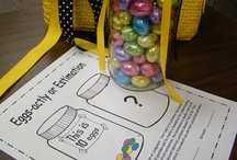 Estimation / Fun ways to incorporate estimation in the classroom on a daily basis.
