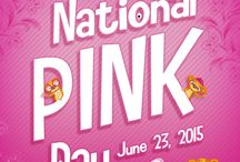Funny Holidays / National Pink Day