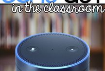 """""""Alexa"""" in the classroom-Using Echo Dot with students"""