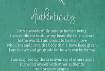 Affirmations / by Gina Torres