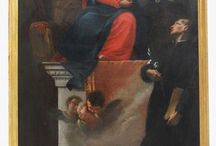 RELIGIOUS ART BY THE OLD MASTER PAINTERS / RELIGIOUS ART BY THE OLD MASTER PAINTERS