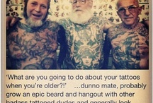 Tattoos / by KC Coronado
