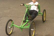 Dört tekerlekli bisiklet