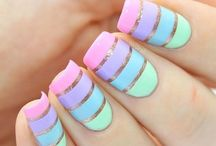 Nail art for teens