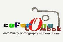 Coferone Lombok / komunitas fotografi ponsel Indonesia. regional Lombok NTB