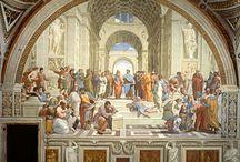 Le stanze vaticane di Raffaello
