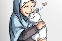 Moslem Ilustration