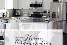 2016 Home Organization 101 Challenge / by A Bowl Full of Lemons