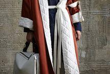绗缝 fashion运用