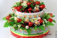 Свитдизайн торты