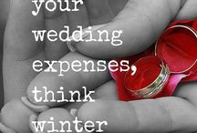 My Wedding / Wedding expenses can add up quickly. Here are some money-saving ideas for your big day.