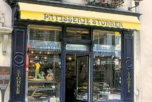Patisserie and bakery cafe