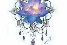 Mandala-tatouages