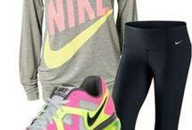 Love my Nike! ❤️ / by Dalila Romero