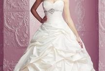 wedding dress / by Suzy Lam Grayson