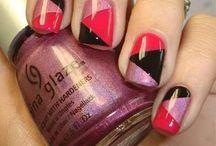 Pinky Nails!
