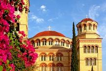 Greek Orthodox Holy Monasteries