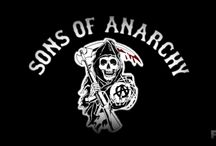 sons of anarchy / by Vera Habets