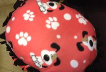 Dog Beds / Need a dog bed? Browse through these pins and find a creative and original place for Fido to sleep! / by PetCraftStore.com